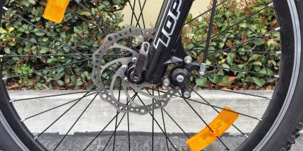Eg Barcelona 160 Mm Zoom Disc Brake