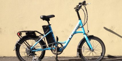 Eg Copenhagen Compact Electric Bike