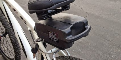 Eg Enterprise 24 Volt Removable Battery Pack