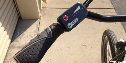 Eg Maui Ex Led Display Ergonomic Grips