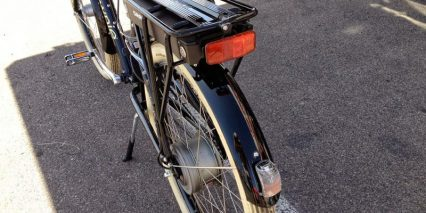 Electra Townie Go 2014 Battery Pack