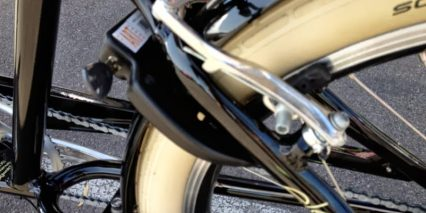 Electra Townie Go 2014 Wheel Lock