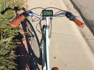 Electric Bike Outfitters Ebo Cruiser Kt Lcd Display With Throttle