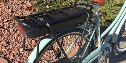 Electric Bike Outfitters Ebo Cruiser Rear Battery Rack Samsung Cells