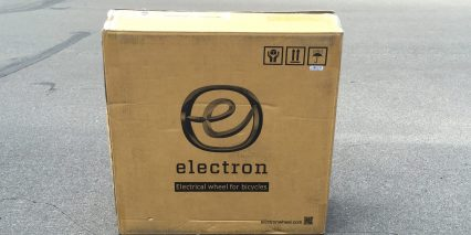 Electron Wheel Package Box