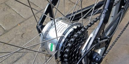 Emazing Bike Daedalus 72pd 7 Speed Cassette