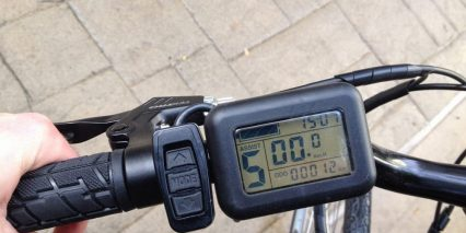 Emazing Bike Daedalus 72pd Lcd Console