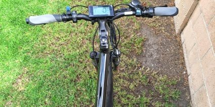 Energie Cycles 2 6tm Ergo Grips Bafang Lcd