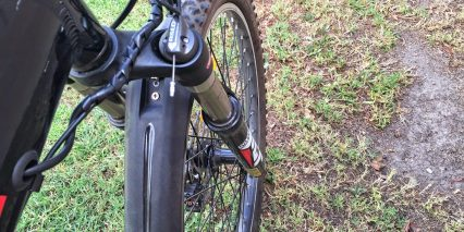 Energie Cycles 2 6tm Suntour Xcr Suspension Fork