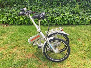 Energie Cycles Excursion 2 0 Folded