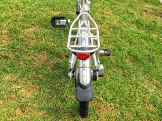 Energie Cycles Excursion 2 0 Rear Light And Rack