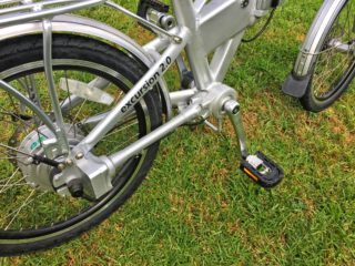 Energie Cycles Excursion 2 0 Single Speed Shaft Drive