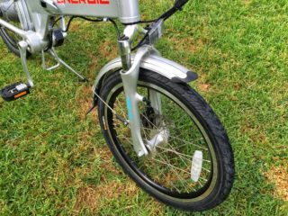 Energie Cycles Excursion 2 0 Suspension Fork Fenders