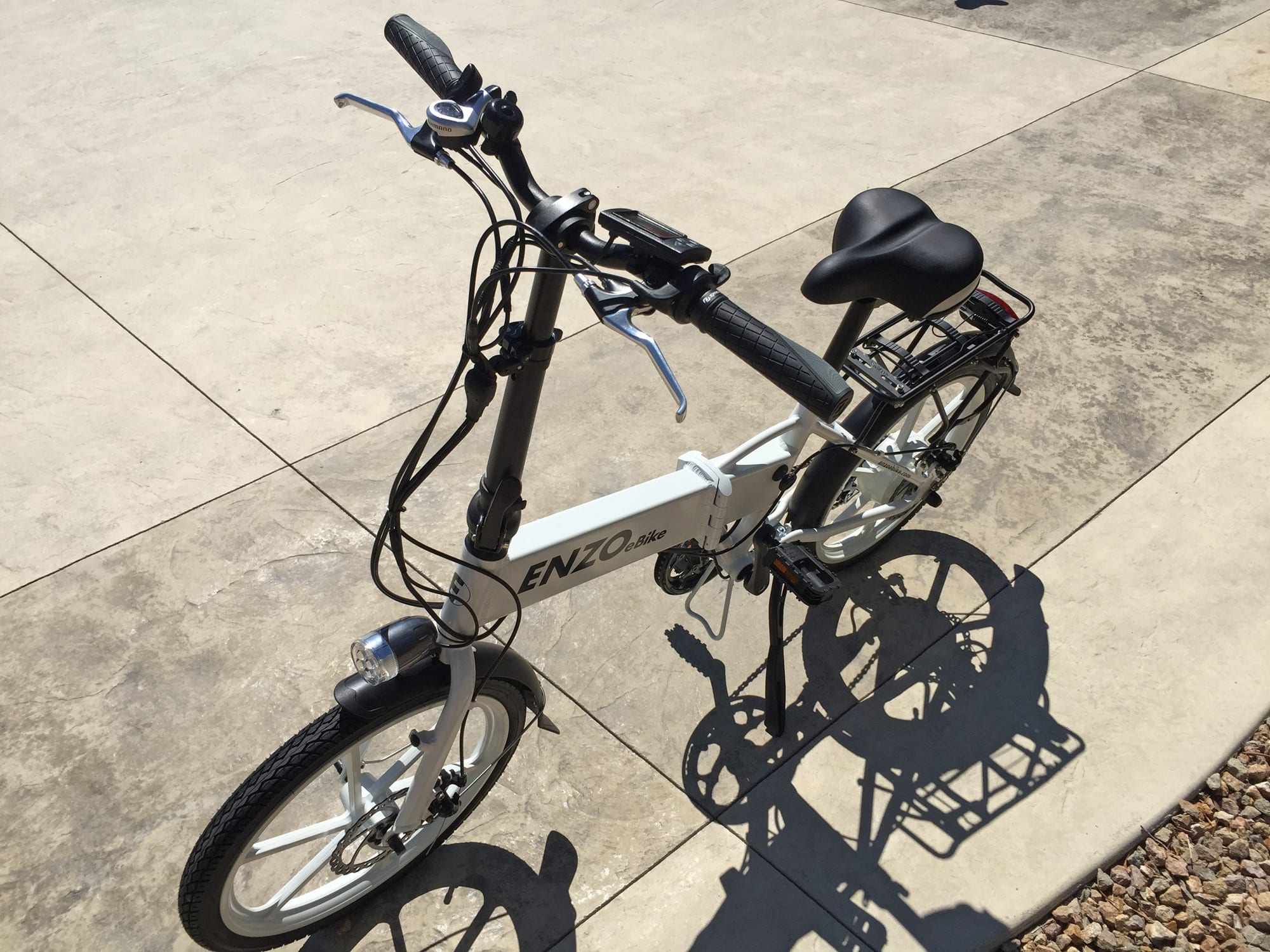 Enzo Ebikes Folding Electric Bike Review Prices Specs