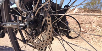Eprodigy Jasper Mechanical Disc Brakes