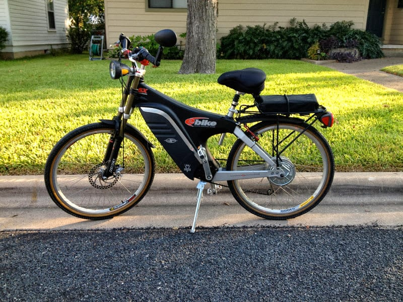 Electric Bike Review 1 Ev Global Motors Ebike Sx