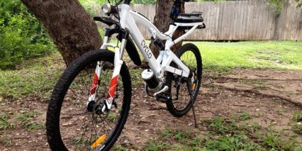 Evelo Aries Full Suspension Ebike
