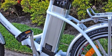 Ez Pedaler F350 Removable Lithium Battery