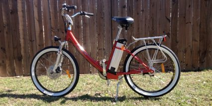 Ez Pedaler T350 Step Through
