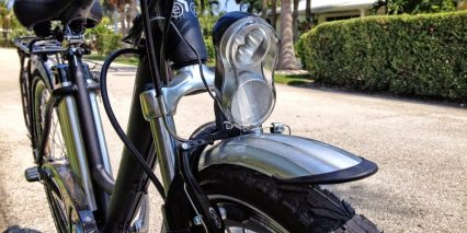 Ez Pedaler T500 Headlight Fenders