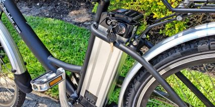 Ez Pedaler T500 Removable Lithium Battery