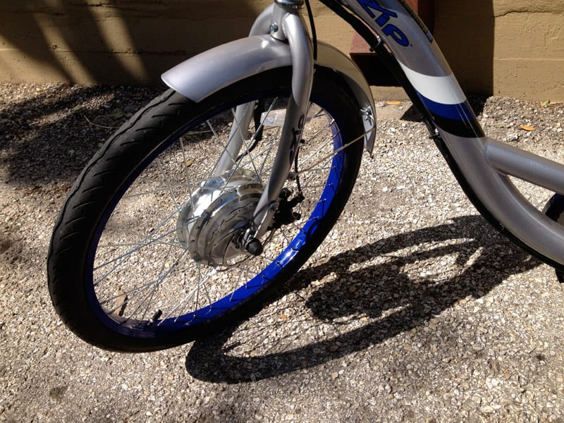 Ezip tri ride review prices specs videos photos for Electric bike motor reviews