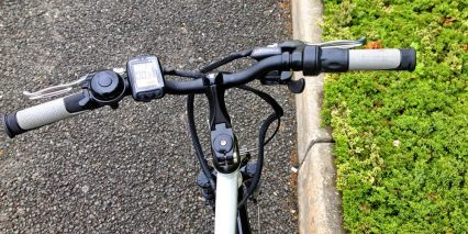 F4w Ride Handlebar Lcd Display