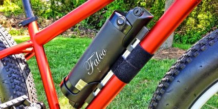 Falco Hx 500 Fat Tire Battery Pack
