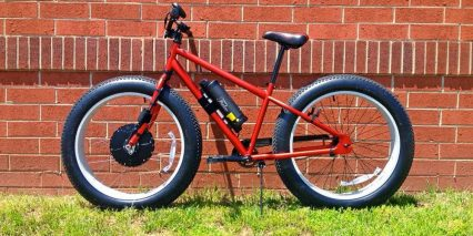 Falco Hx 500 Fat Tire Brick Wall