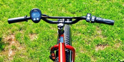 Falco Hx 500 Fat Tire Cockpit