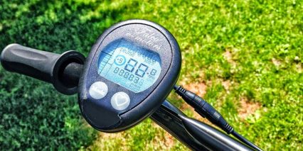 Falco Hx 500 Fat Tire Display Panel