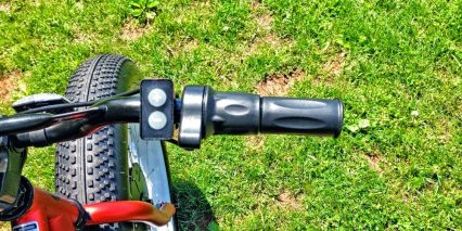 Falco Hx 500 Fat Tire Twist Throttle