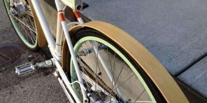 Faraday Porteur Bamboo Fenders