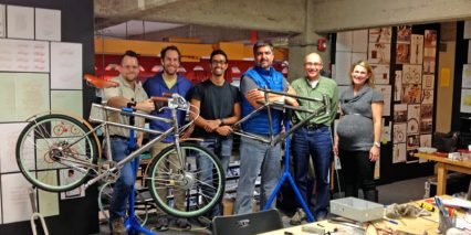 Faraday Porteur Development Team