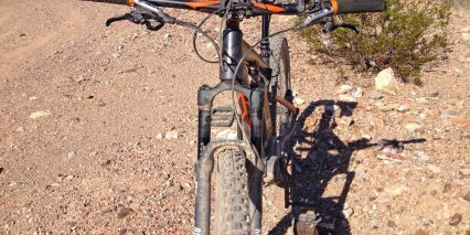 Felt Duale Rockshox Suspension Fork