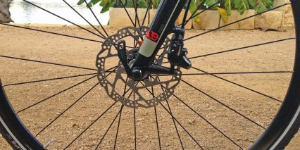 Felt Sporte Step Thru Disc Rotor Quick Release