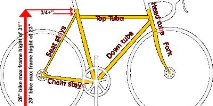 Go Ped Gobike Power Rack Kit Mounting Diagram
