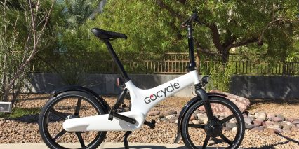 Gocycle G2 Facing Right