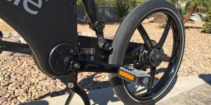 Gocycle G2 Lockshock 25 Mm Travel Optional Kickstand