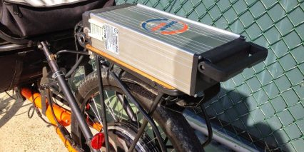 Golden Motor Magicpie 3 Removable Battery Pack