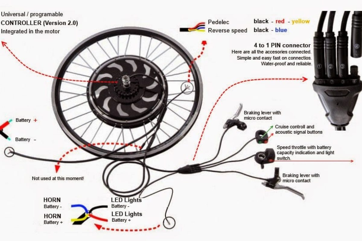 Bicycle Motor Diagram Motorbike Wiring Diagrams For Motorized Golden Electricbike Com Ebike Forum