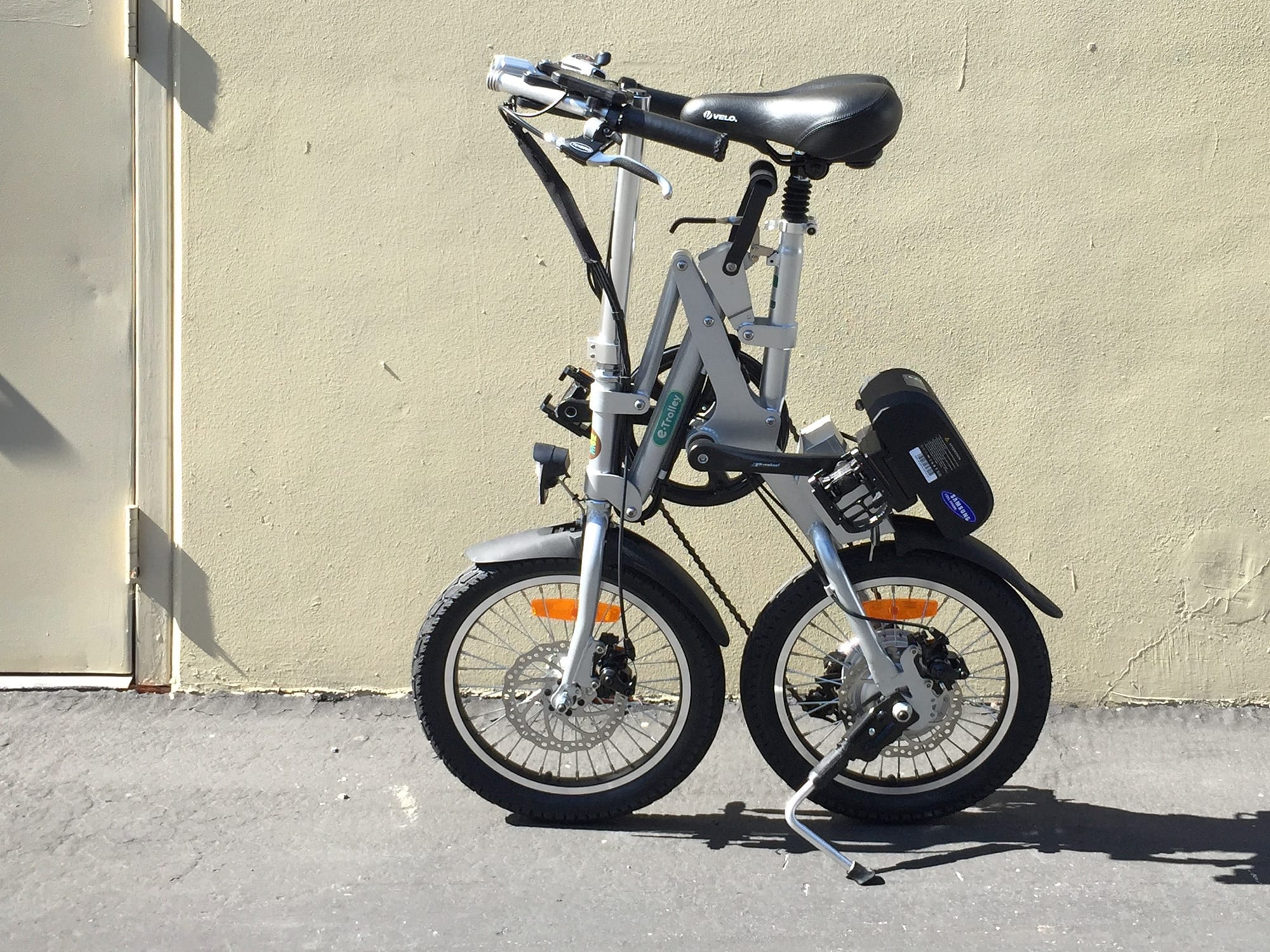 Green World Bike E Trolley Review Prices Specs Videos