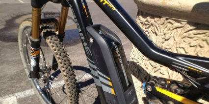Haibike Xduro Amt Pro Battery Pack