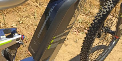 Haibike Xduro Amt Rx Bosch Powerpack 400 Battery