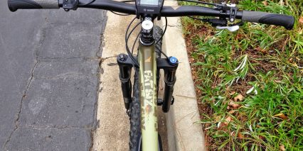 Haibike Xduro Fatsix Grips Lockers Display Lcd
