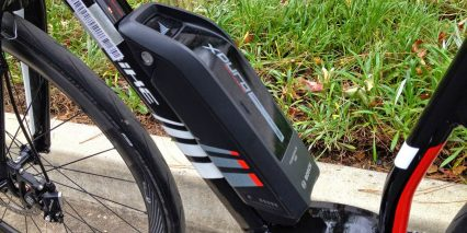 Haibike Xduro Race Removable Bosch Powerpack 400 Battery