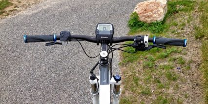 Haibike Xduro Rx 29 Cockpit Display