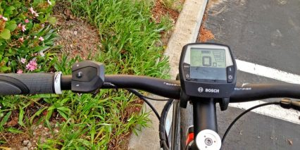 Haibike Xduro Superrace 28 Bosch Control Panel Display