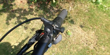 Handlebar Shock Lock Out Rock Shox
