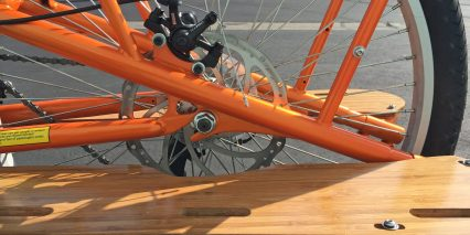 Hi Power Cycles Hpc Supermundo Bamboo Running Boards